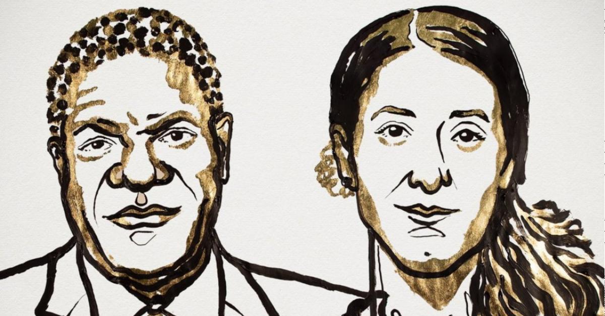 Нобелевскую премию мира получили правозащитница и хирург