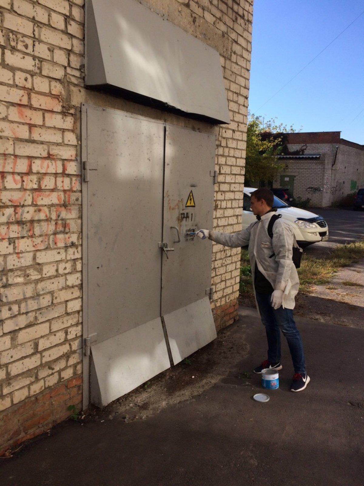 Киберпатруль вышел на улицы Курска!