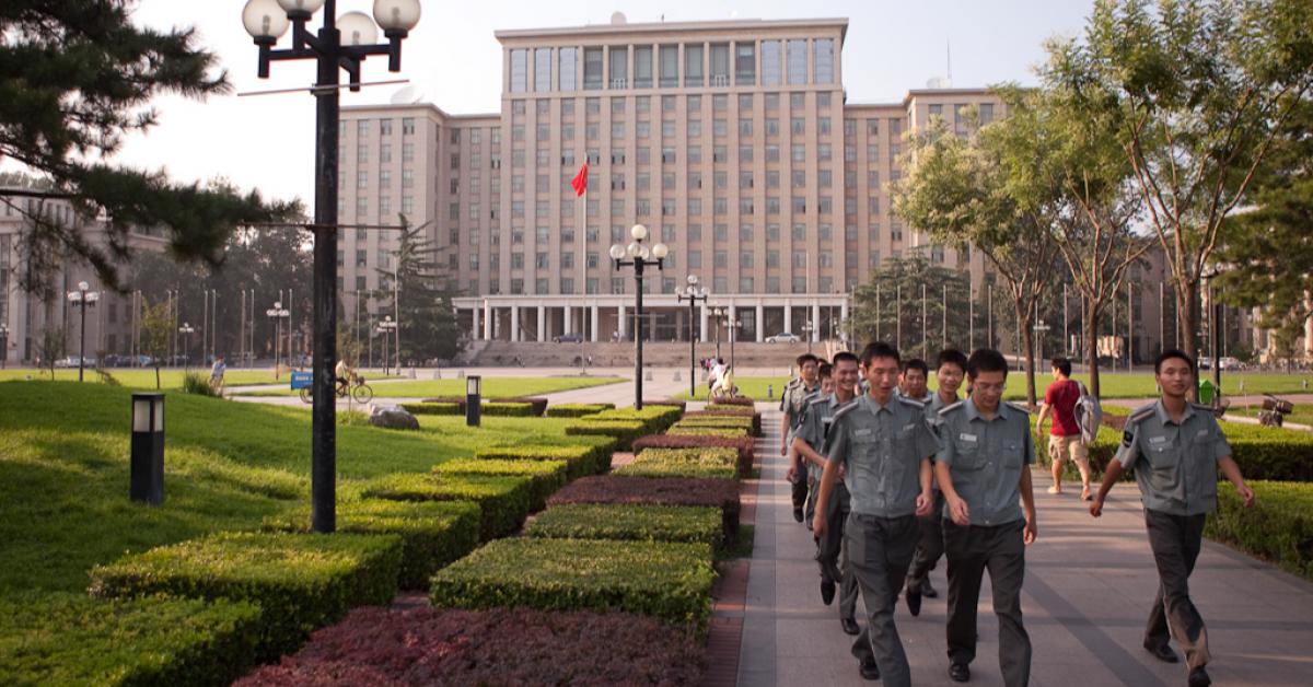QS: Российские вузы уступили китайским