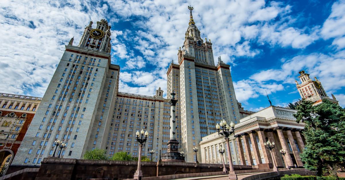 Российские вузы – лучшие в Восточной Европе