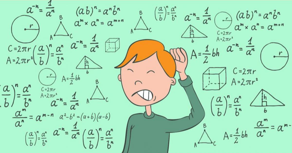 Половина учителей математики не знают свой предмет