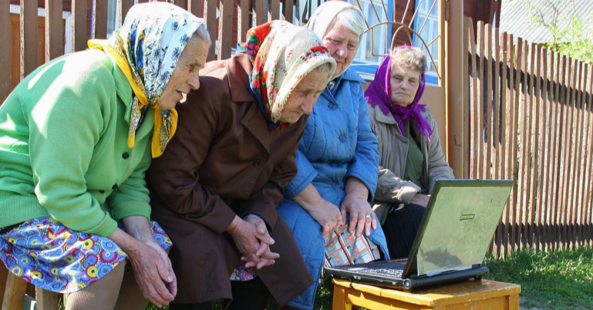 Сколько россиян никогда не пользуются интернетом?