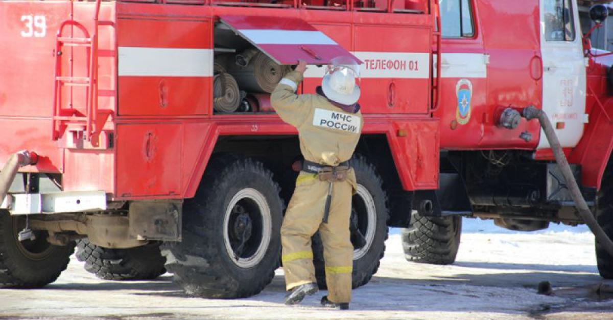 Загорелось общежитие РГАУ-МСХА им. К.А. Тимирязева