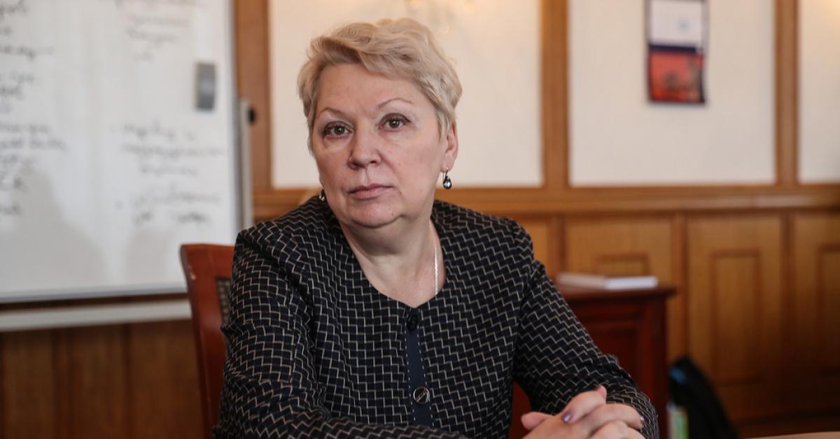 Васильева встала на защиту учителей, заваливших тесты по своим предметам
