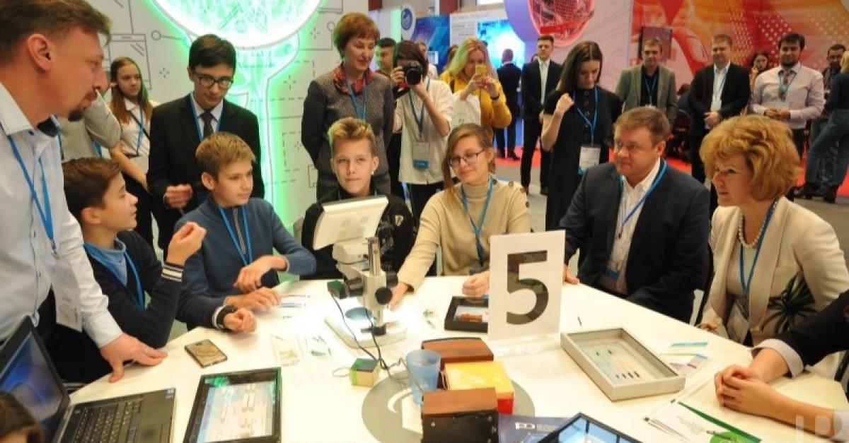 Состоялся первый профориентационный фестиваль «Билет в будущее»