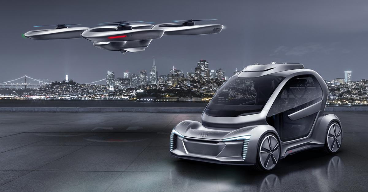 Такси будущего избавит своих клиентов от пробок