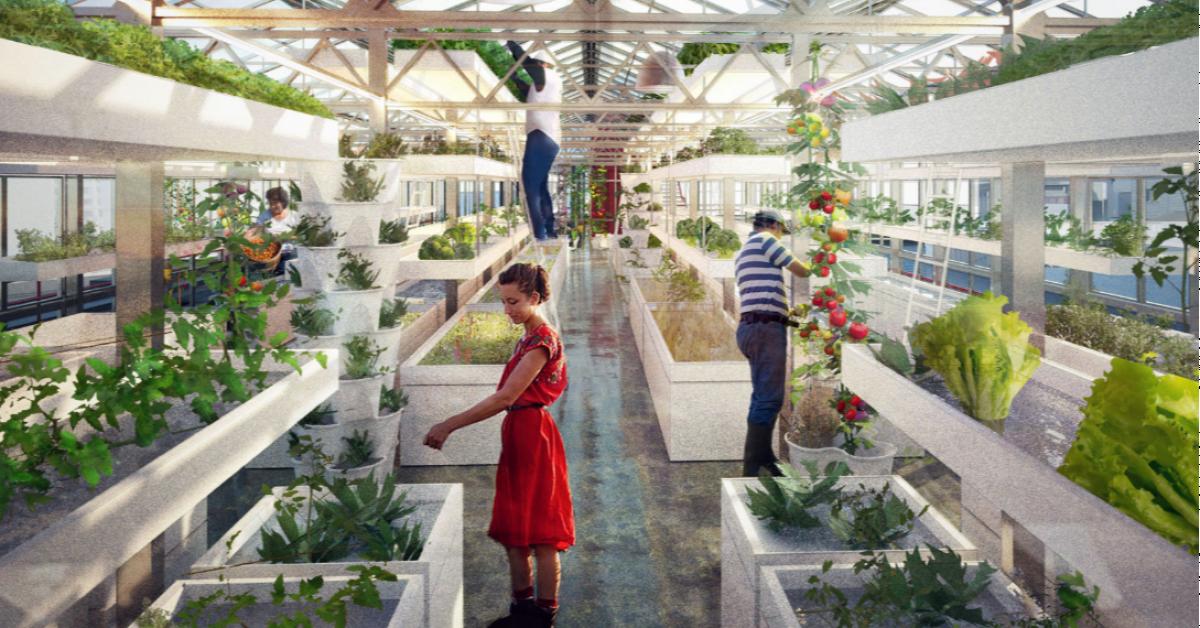 В столице построят «зелёный» дом