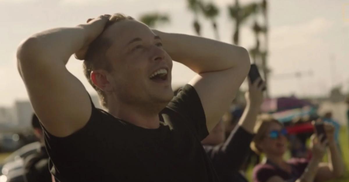 Google назвал Илона Маска лучшим