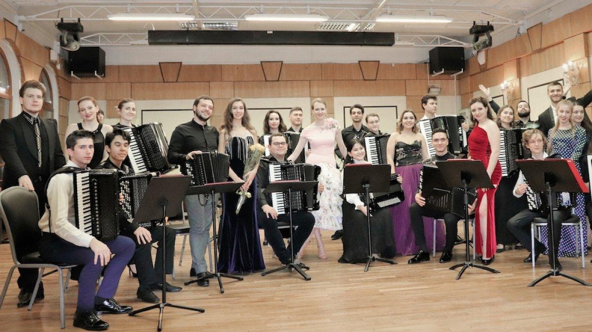 Концерт «Виват-Вокал» к 100-летию Московского государственного института музыки имени А. Г. Шнитке