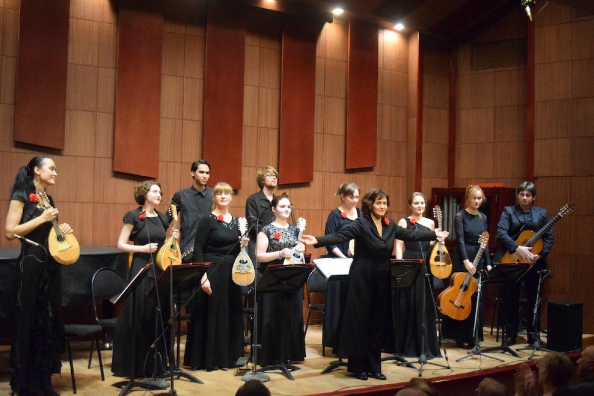 8 декабря в Камерном зале Московской государственной академической филармонии состоялся
