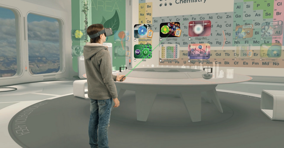 ЕГЭ в виртуальной реальности