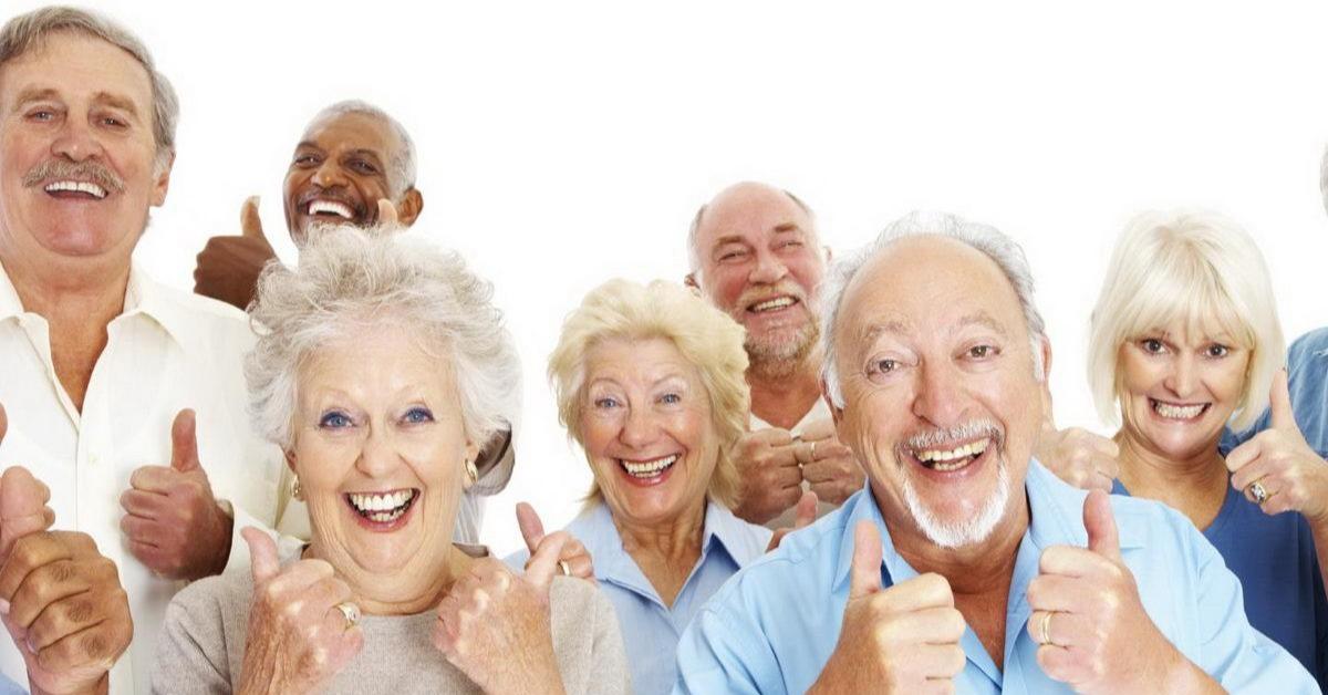Театр и кино может спасти пожилых людей от депрессии