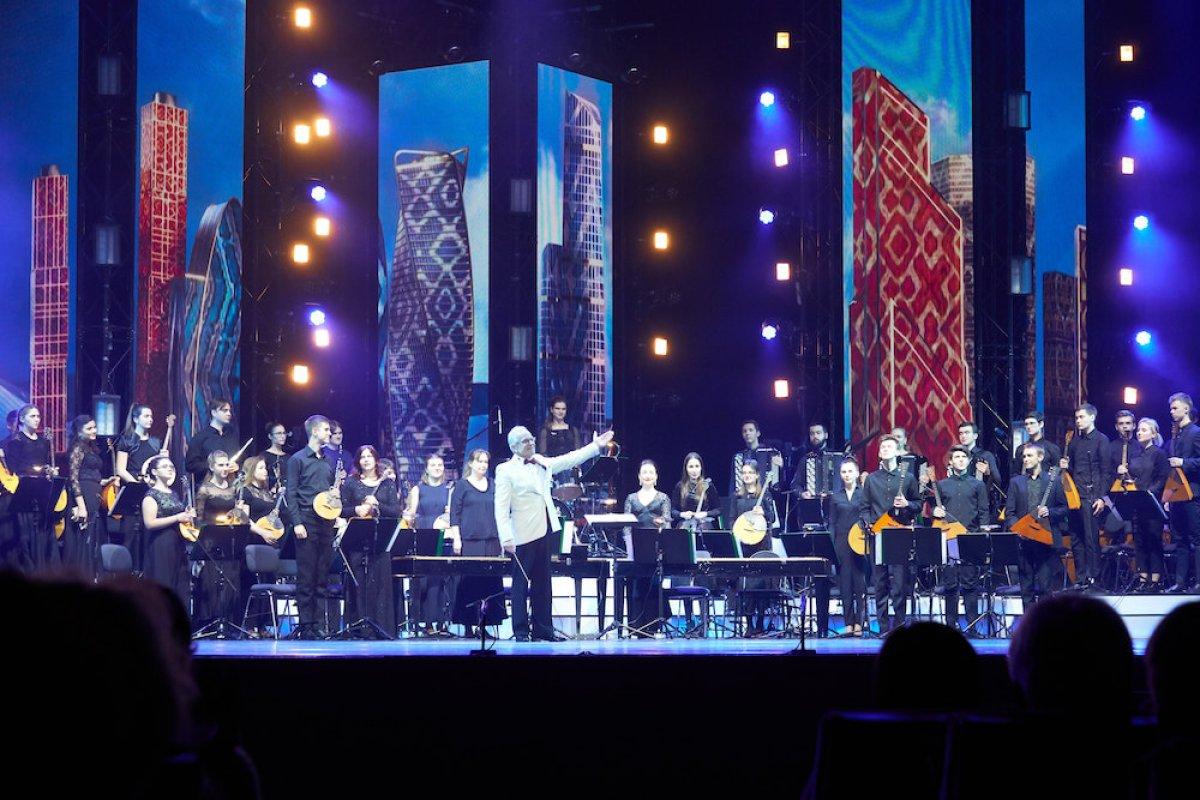4 декабря 2018 года в Государственном Кремлёвском Дворце состоялся концерт