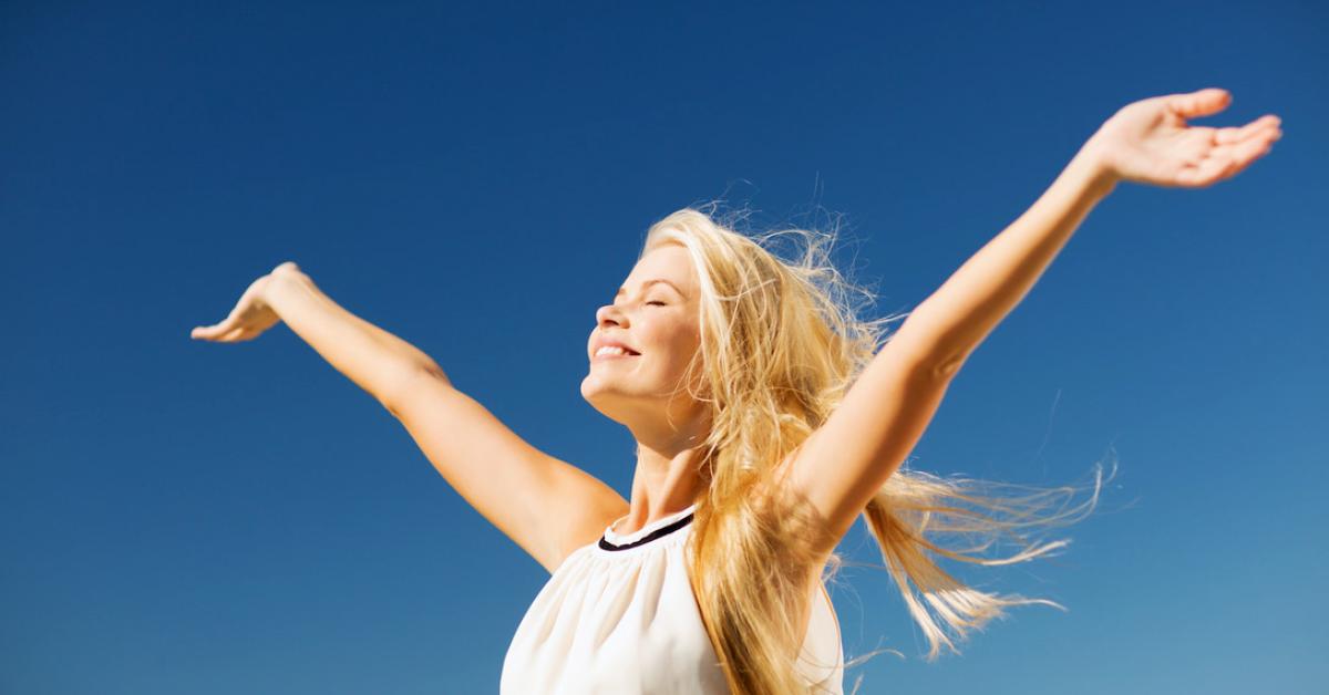 Потрогать счастье — можно!