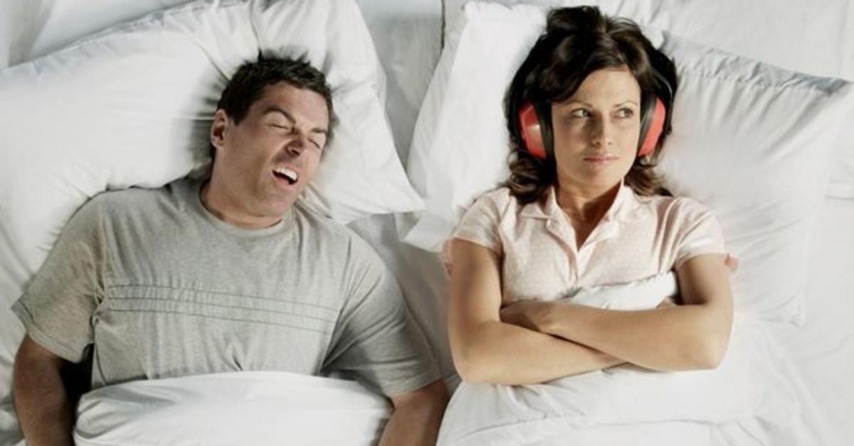 Подушка спасёт вас от звука храпа