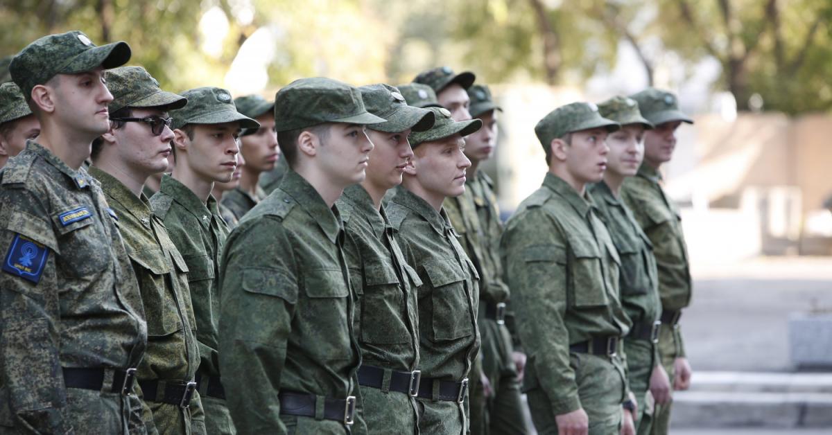 Военные кафедры в вузах упраздняют