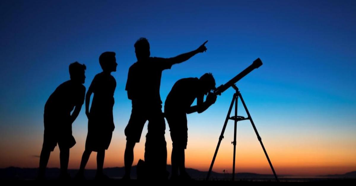 Столичные школьники нашли новую звезду