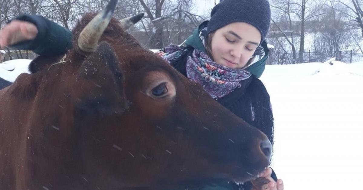 Школьница выиграла грант на открытие семейной сыроварни