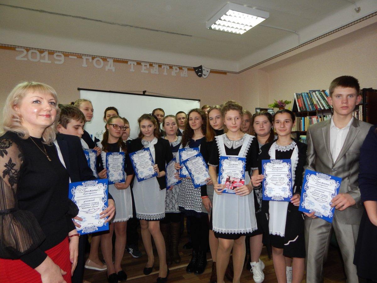 25 января кадеты Университетского казачьего кадетского корпуса приняли участие в