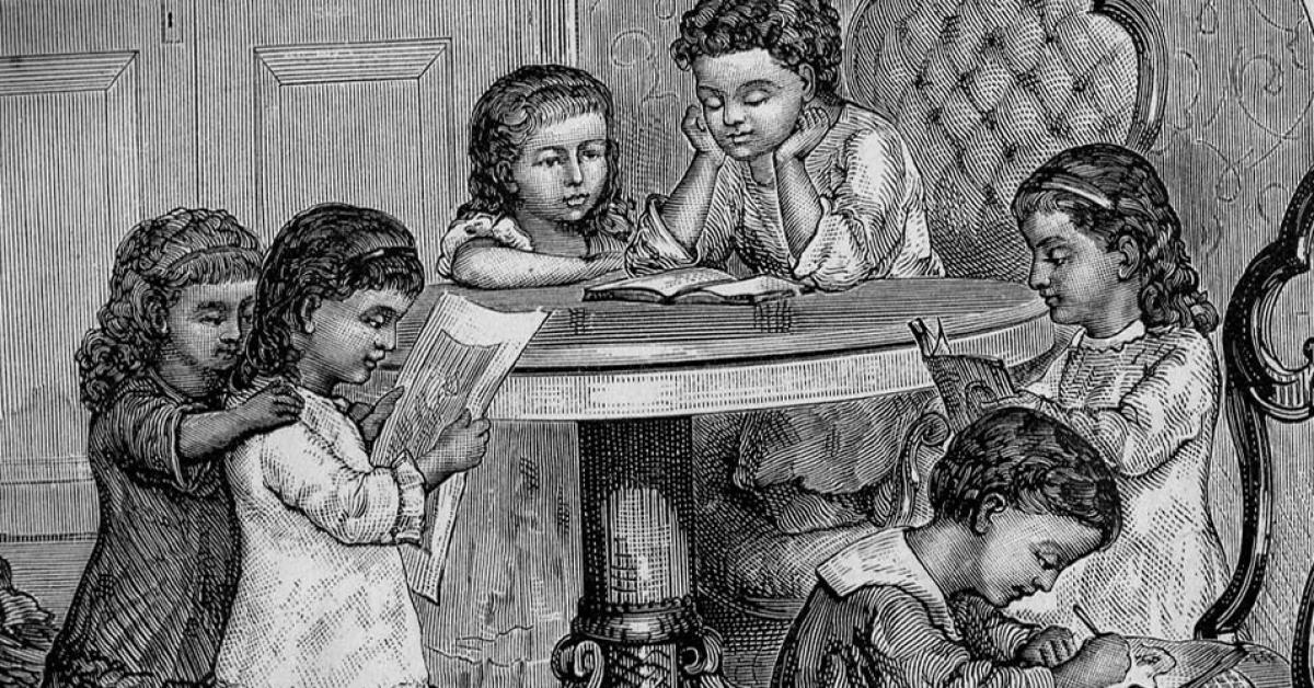 Как рассказать «Историю России в стихах»?