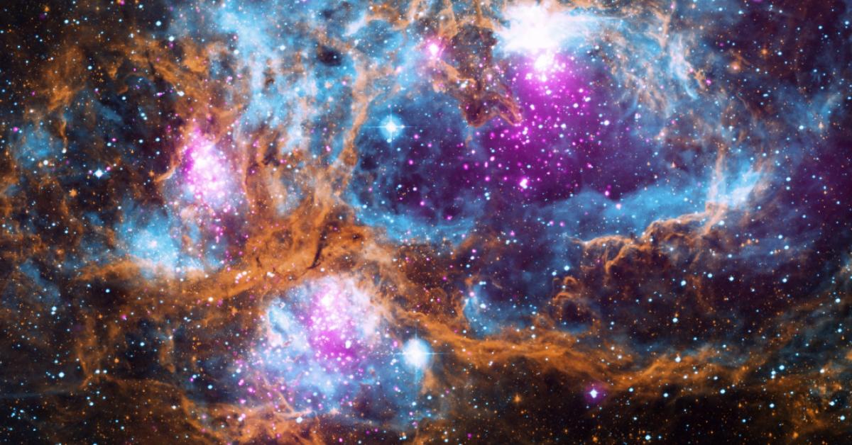 Галактика на ладони: новое приложение от ЦЕРН
