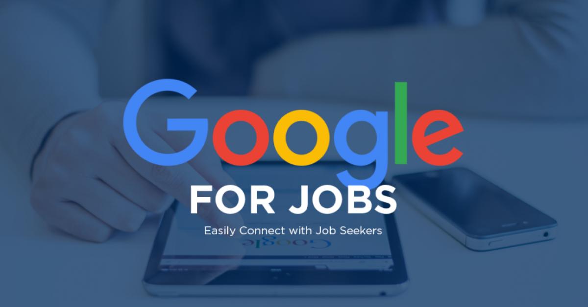 Google Jobs в России: искать работу стало проще
