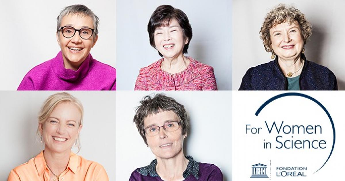 В Париже вручена премия «Для женщин в науке»