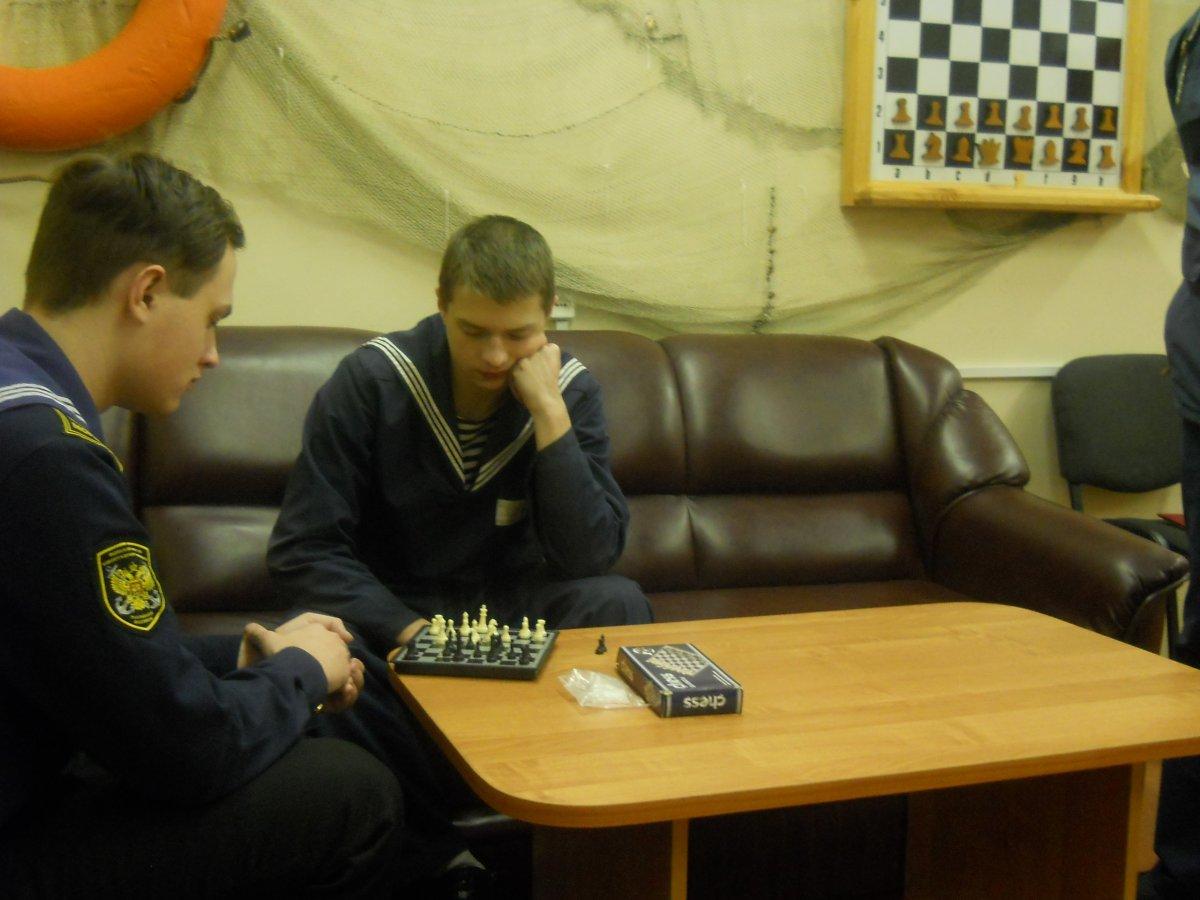 В Беломорско-Онежском филиале начал свою работу шахматный клуб