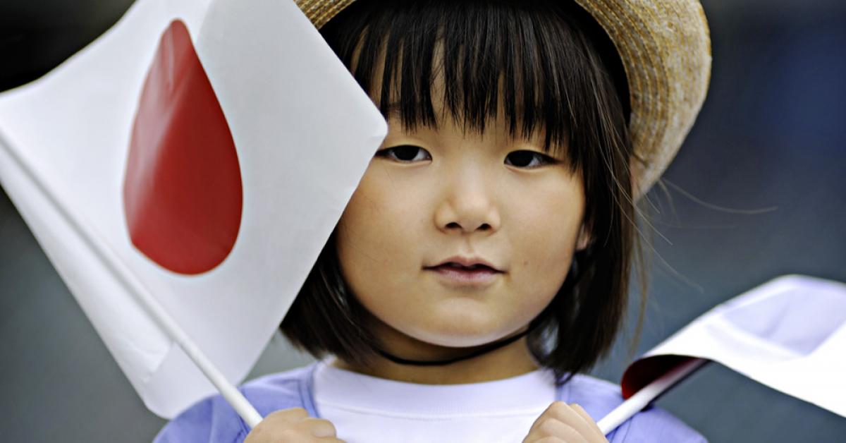 Японских детей больше не будут наказывать физически