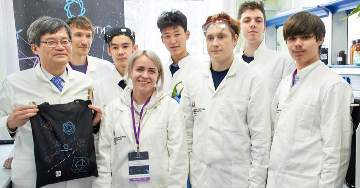 Российские школьники смогли синтезировать квантовые точки