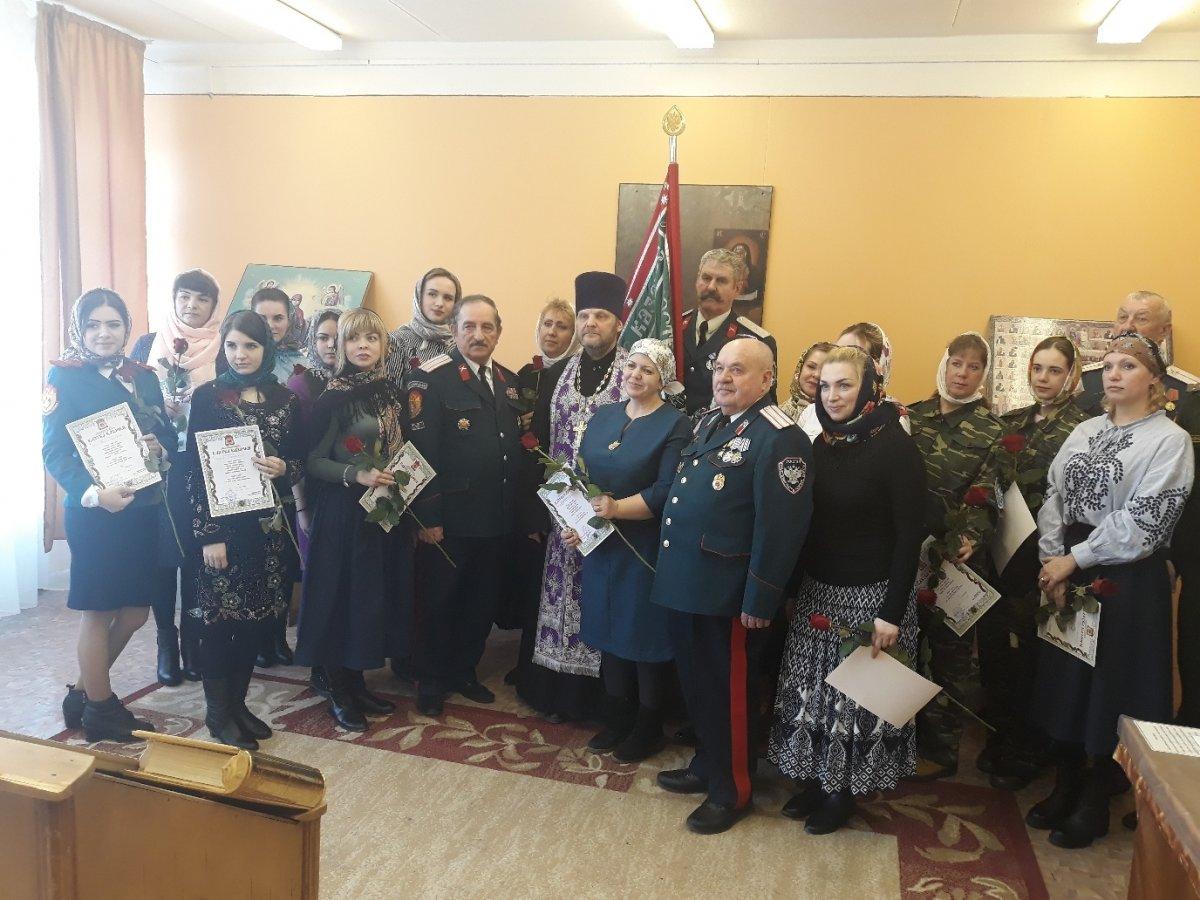 С 16 марта и по сегодняшний день 21 марта студенты Сибирского Казачьего Института Технологий и Управления успели поучаствовать в несколько мероприятиях)