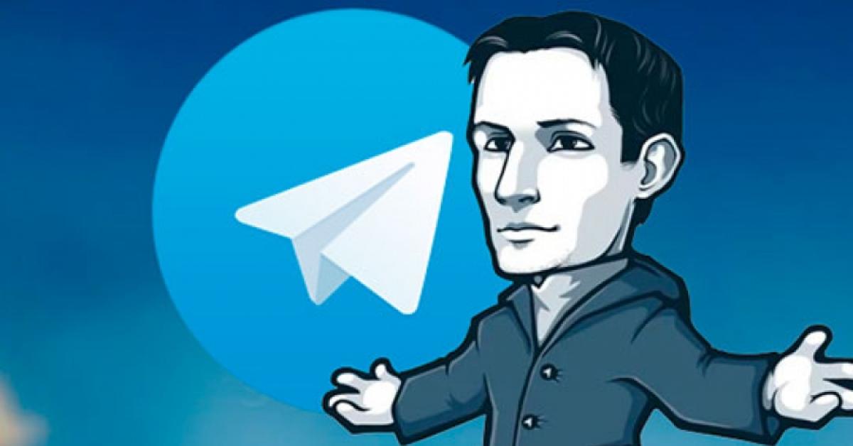 В Telegram теперь можно удалить старую переписку