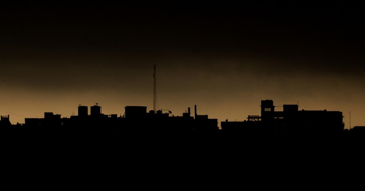 Загрязненный воздух вызывает «голоса в голове»