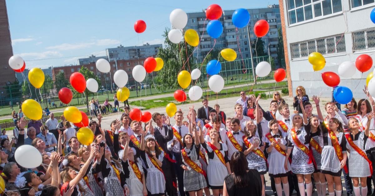 Минутой молчания закончатся выпускные в Пензенской области