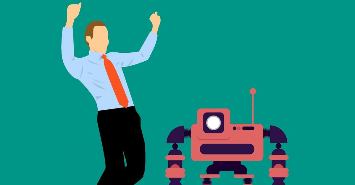 Займёт ли робот твоё рабочее место?