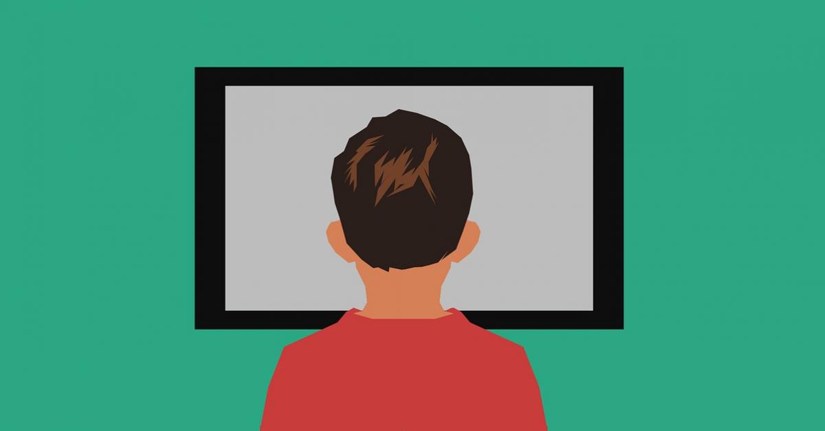 Молодое поколение не хочет смотреть телевизор