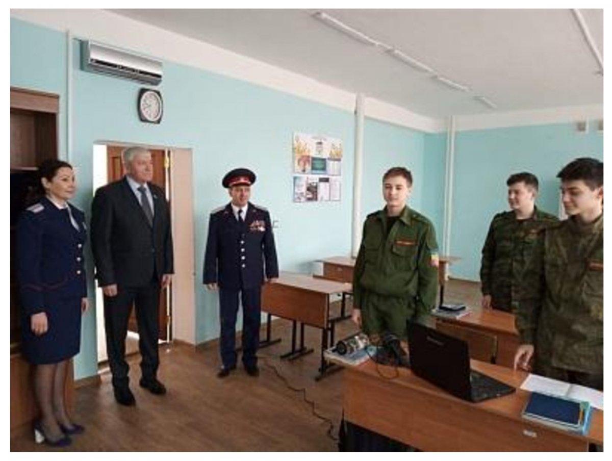 19 марта заместитель Председателя Законодательного Собрания Ростовской области –