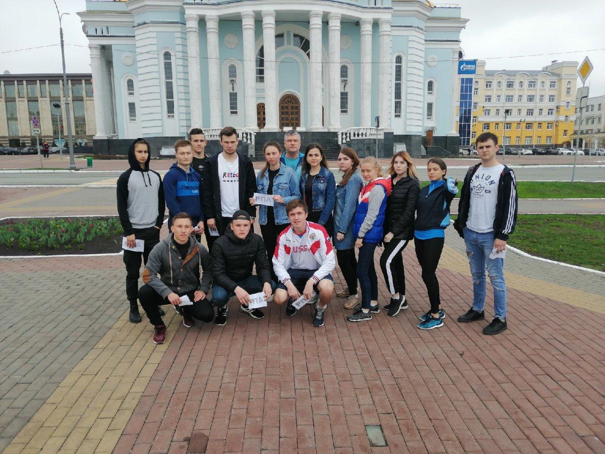 🗓️ 7 мая в Саранске состоялась традиционная 82-я городская легкоатлетическая эстафета🏃♂️, посвященная Дню Победы 🎖️