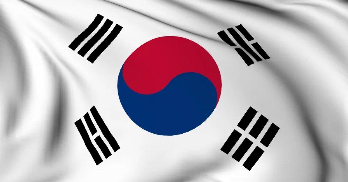 корея флаг фото время