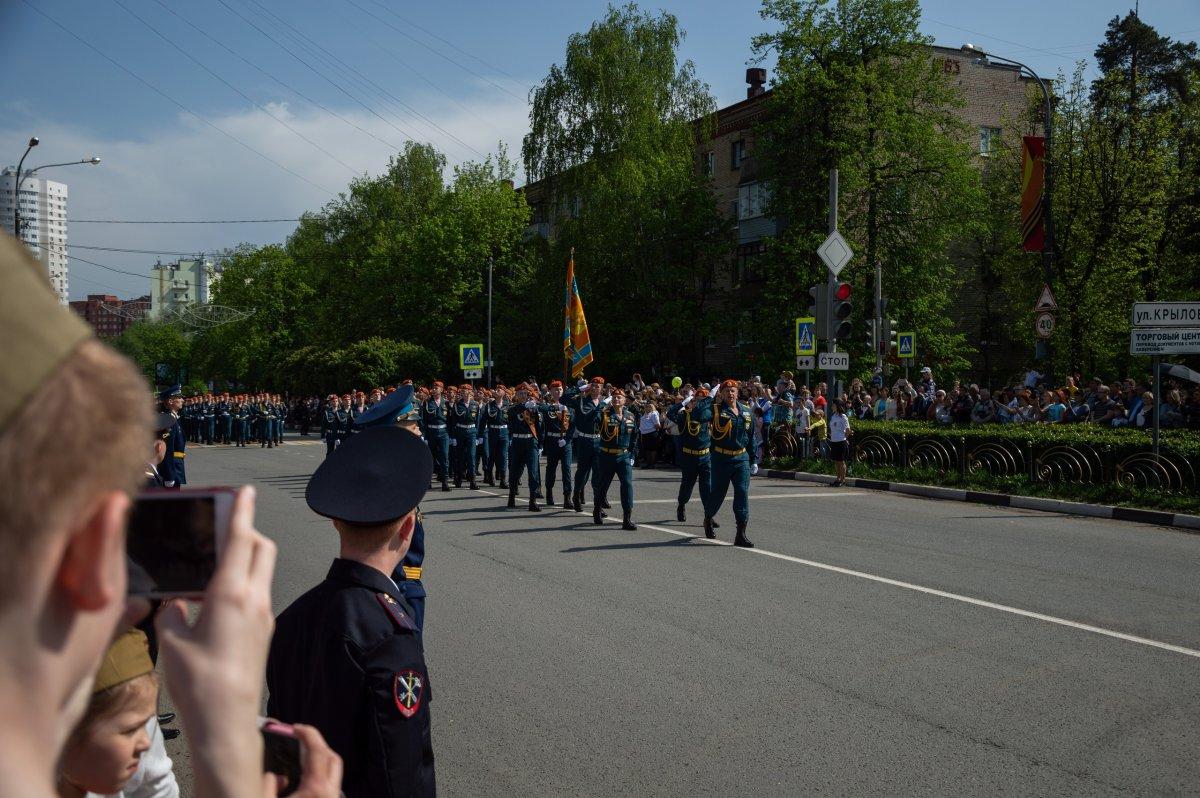 9 мая наша Академия приняла участия в нескольких крупных мероприятиях: одним из них было шествие сотрудников