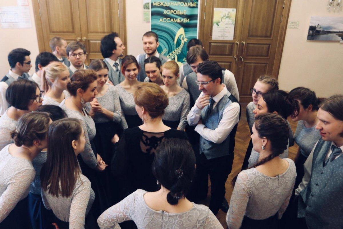 Камерный хор «CARPE DIEM» НИЯУ МИФИ стал серебряным призером на V Международных хоровых ассамблеях EURASIA CANTAT в номинации «Смешанные хоры»