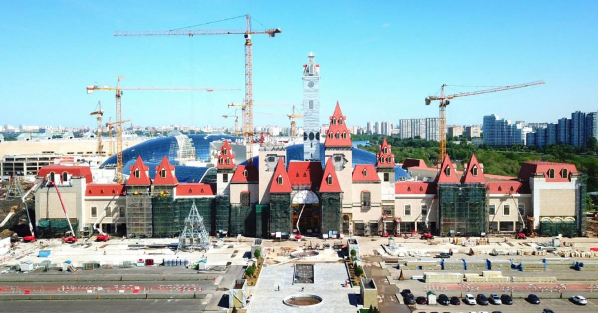 «Остров Мечты»: в этом году откроется московский Диснейленд