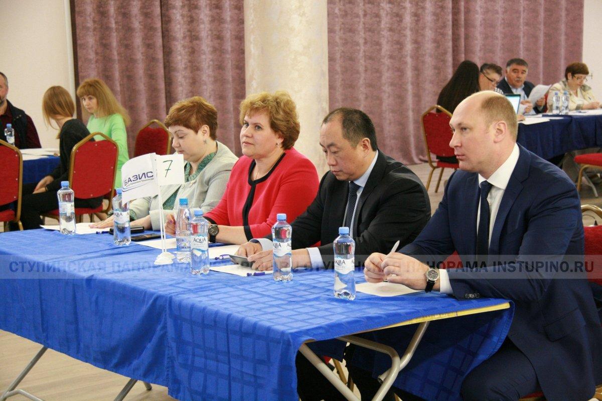 Студенты и преподаватели Ступинского филиала МФЮА приняли участие в Дне предпринимателя.