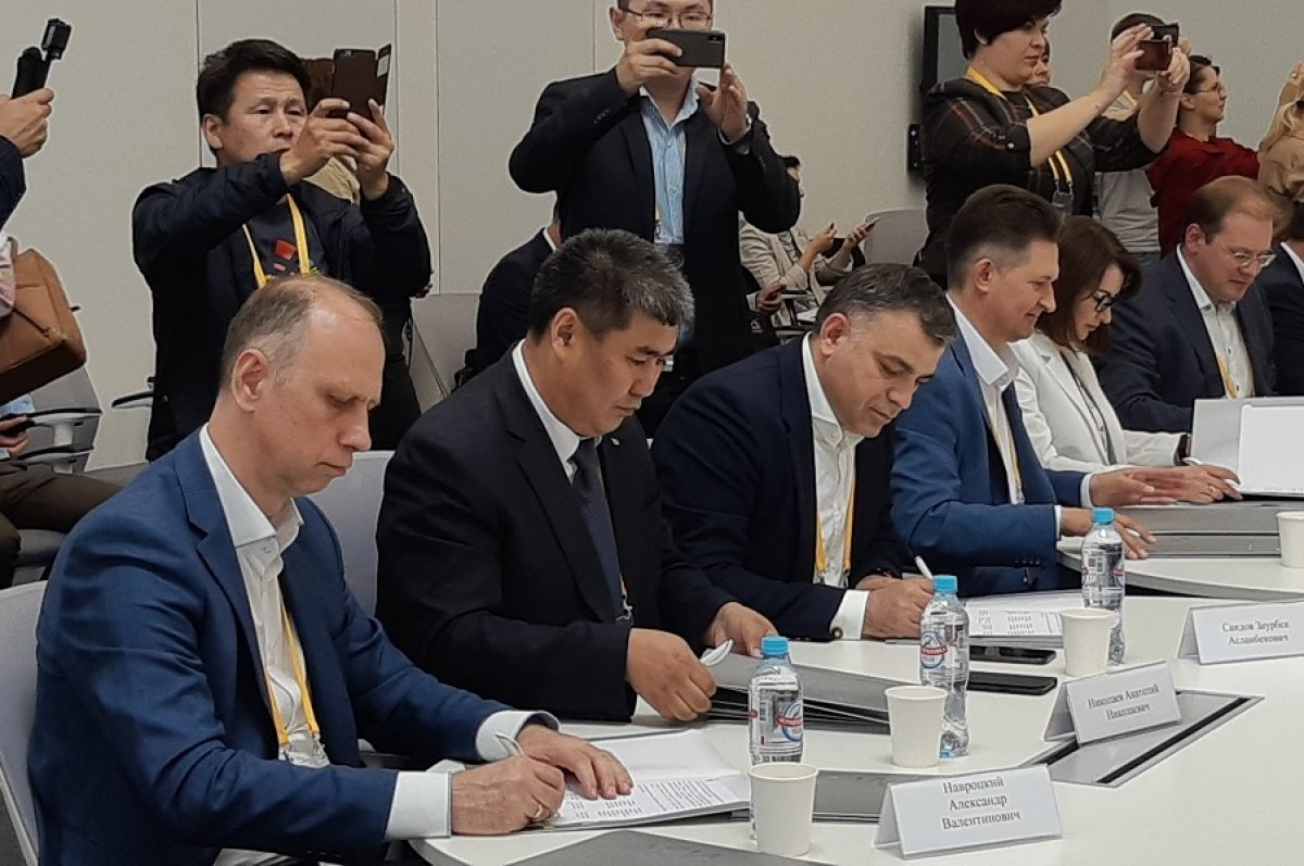 СВФУ подписал четырехсторонний меморандум о совместном развитии экосистемы с институтами развития