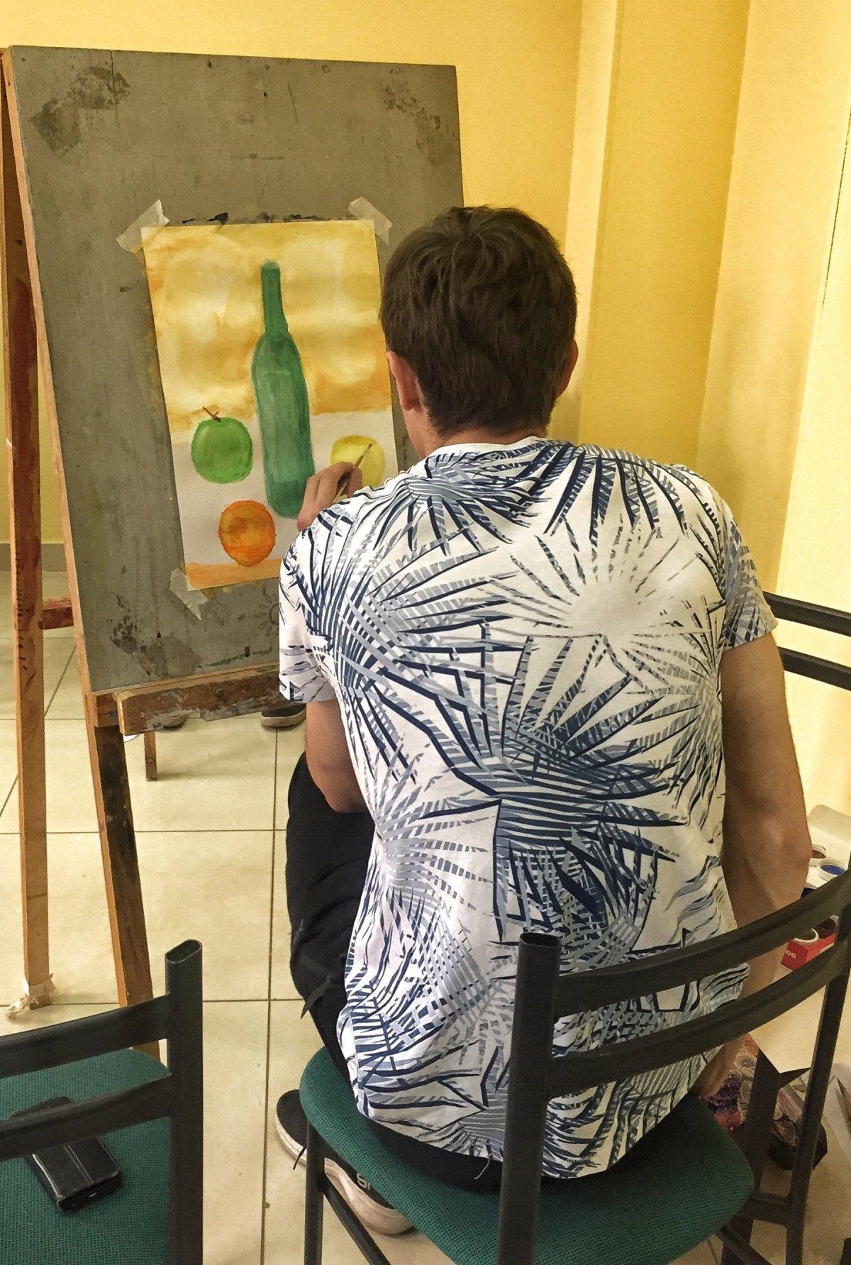 26 июля в Томском Институте Бизнеса прошёл второй этап творческого конкурса «Живопись». В творческом конкурсе участвовали абитуриенты из многих уголков России. Много талантов, которые показали отличные результаты.