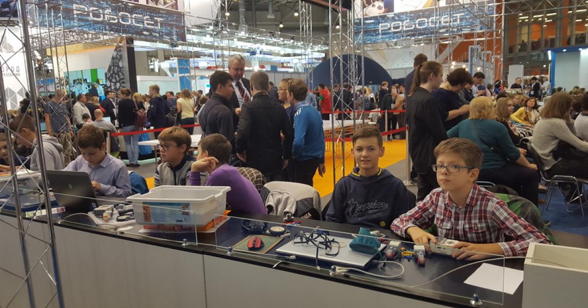 В Москве пройдут соревнования по робототехнике
