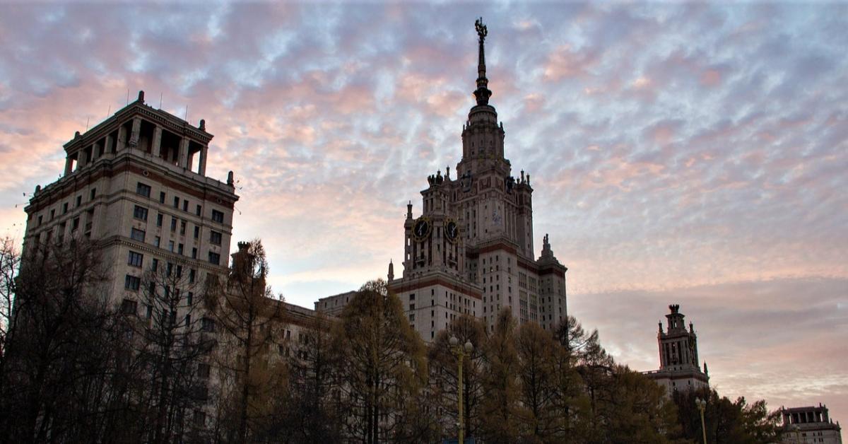 МГУ попал в топ-100 рейтинга ARWU