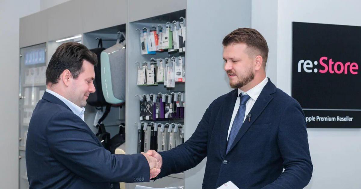 «Город образования» подписал соглашение с re:Store