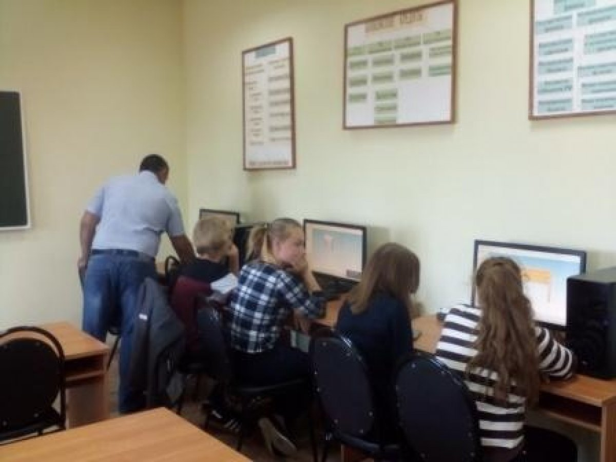 Неделя науки в Барышском колледже