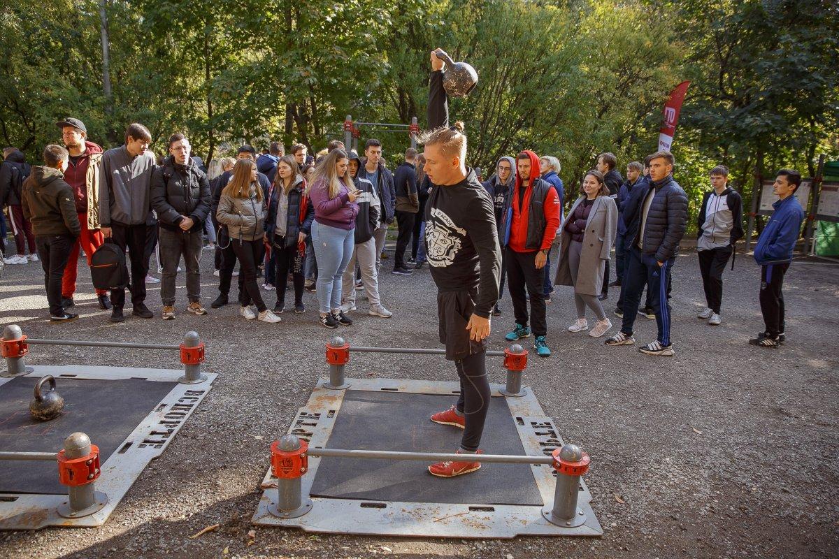 26 сентября 2019 года на территории РГАИС прошло яркое и запоминающееся событие в жизни студентов и Академии– Московский студенческий фестиваль ГТО.